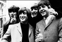 The Beatles / The Beatles were an English rock band that formed in Liverpool in 1960. With members John Lennon, Paul McCartney, George Harrison and Ringo Starr, they became widely regarded as the greatest and most influential act of the rock era.