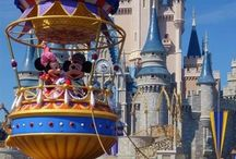 Disney World! / All things magical, memorable, must-do and modern go here on this board. / by Katie T