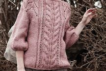 Knit / Beautiful and inspiring knitted items...for when I learn to knit