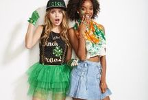 St. Patrick's Day / Looking for a little luck of the Irish? Grab the luckiest accessories you can get your hands on!