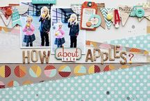 S C R A P B O O K I N G  I D E A S / Scrapbook inspiration and supplies