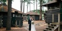 Camp Weddings / Camp Weddings are a very close second to backyard weddings.