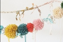 Mobiles and other hanging decorations / by Alexandra Lehane