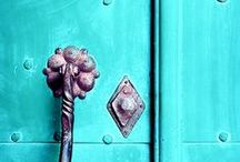 Color: Aqua / by Rocio Jimenez | Casa Haus