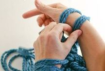 Crochet and knit / Tejer