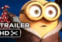 Movie Trailers--New Releases / What's almost as much fun as watching the actual movie (or sometimes better than the movie)?  Movie Trailers!! / by Tasha Lowe