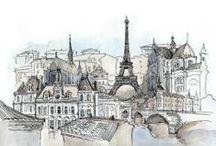 PARIS /   / by Sage Kemmerlin