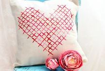 Cross Stitch / Punto de cruz / by Rocio Jimenez | Casa Haus