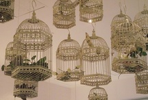 Bird cage / by Haideh Mehr