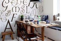 Walls / Muros / by Rocio Jimenez | Casa Haus