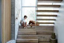 Stairs / Escaleras / Contemporary, minimal, modern, industrial, rustic, and all types of stairs. // Escaleras contemporáneas, minimalistas, modernas, industriales, rústicas, clásicas... de todos los tipos y materiales.