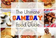 Tailgating Recipes / Recipes for football season and tailgating! / by The Kitchen Prep Blog