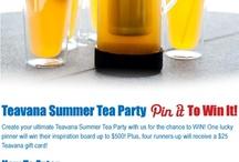 Teavana Summer Tea Party  / by Katie Anderson
