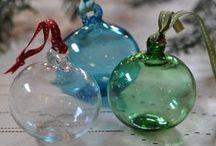 Homebarn Vintage Christmas / Vintage seasonal inspiration