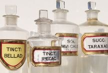 Apothecary / we love Victorian chemists and apothecary