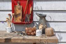 Kitchenalia / vintage kitchenalia interior ideas