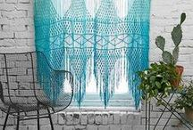 Curtains and Windows / Ventanas / by Rocio Jimenez | Casa Haus