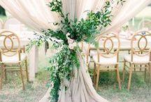 Wedding Reception Decor. / Wedding Reception Decor.