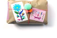 pack, pack, pack! / the art of gift wrapping and packaging