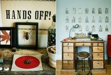 Office / Inspiration for styling and furnishing offices