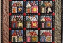 QUILT *TUTORIALS* / by Patty Yockers
