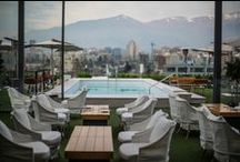 NOI Hotel in Santiago, Chile /   It's a very enchanting place. If you're looking for a hotel in Santiago, you should consider it.   http://www.noivitacura.cl/en/ / by Guy Kawasaki
