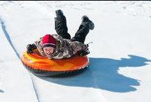 Activités hivernales / Winter activities