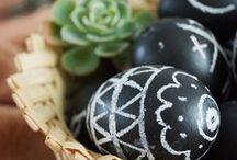 Easter / Pascua / Ideas, crafts and DIY projects for a happy Easter // Ideas y manualidades para disfrutar en Pascua.   More // Más: http://casahaus.net/category/proyectos-diy/pascua/