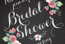 bridal showers / by Cassie Brown