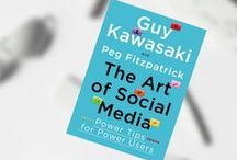 The Art of Social Media Resources / Follow this board for social media resources for power users from The Art of Social Media by Guy Kawasaki and Peg Fitzpatrick. / by Guy Kawasaki