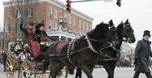 Holidays in Cincinnati / All things Christmas in Cincy
