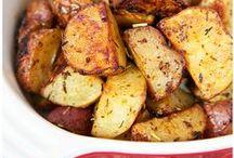 Potatoes / by Saundra Phillips