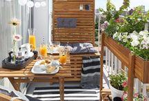 Balcony Season Coming