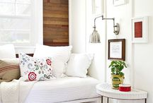 Small Spaces / Small house design, decorating and organization