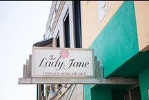 The Lady Jane Shop / some items from the shop & other items that inspire