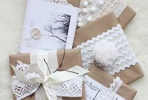 Wrap It Up! / There is nothing more beautiful than a beautifully wrapped gift