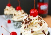 I Love Cupcakes / I love Cupcakes! Here is all the cupcake recipes that anyone is looking for. Chocolate, vanilla, strawberry, lemon, cherry, butterscotch, cinnamon.....