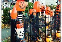 Spooky like in Halloween