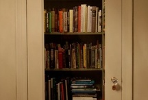 Books!! And places for them!! / by 🌺~allthingsshabby~🌺