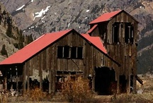 Barns & Churches!! Oldies!! / by ~allthingsshabby~
