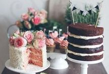 Cakes / by Annette McClintock