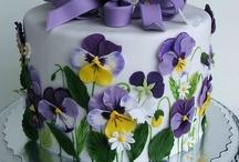 Cakes!! Pretty!! / by 🌺~allthingsshabby~🌺