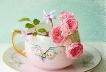All Things Tea!! / by 🌺~allthingsshabby~🌺