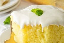 Food_Desserts / From cookies to cakes, any of these decadent treats will end your meal on a high note.