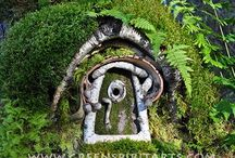 Fairey Doors / places in nature