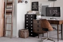 Office Space / by Tiffany Holgate