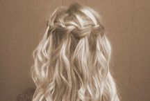 hair. / by Antoinette Pittala