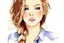 Women;; illustrated