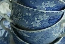 Blue & White!! / by 🌺~allthingsshabby~🌺