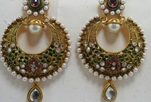 Earrings To Die For / Check out our collection of most fashionable earrings that we found across the web. / by Craftsvilla.com